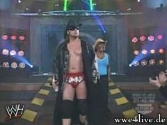 Raw Vs SmackDown : Randy Orton & John Cena & CM Punk & Jeff Hardy & James Storm Vs The Nergal & Drew McIntyre & Sheamus & The Undertaker & Edge Storm_entrance_04