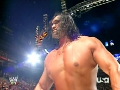 Kane vs The Great Khali at SummerSlam in a ???? Match 1_8