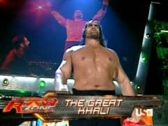 Kane vs The Great Khali at SummerSlam in a ???? Match 2