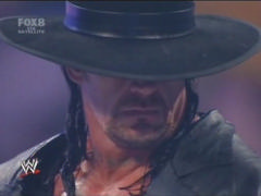 Main Event :  Hell In A Cell Match : Chris Jericho vs The Undertaker Taker4_2