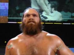 The Miz & Mike Knox & Zack Ryder & Bryan Evans & Ted DiBiase Jr Vs The Rock & Triple H & AJ Styles & Matt Hardy & Rob Van Dam Vlcsnap-3937399
