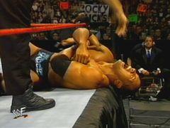 The Rock Veut Son premier match Reb01-9