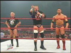Return Americain Wrestling EVo2