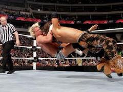 Floyd Mayweather vs Dolph Ziggler Ziggler3
