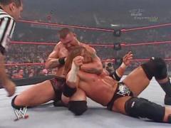 Randy et les MCMahon Orton07