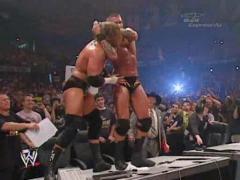 Randy et les MCMahon Orton14
