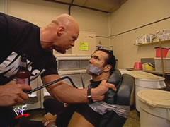 Cm Punk vs Rey Mystério vs Stone Cold Steve Austin 87