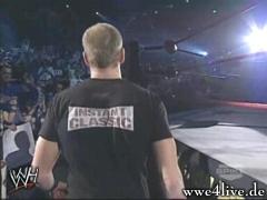 Christian veut un titre,mais pour cela,il faut un match d'entrainement. Christian_entrance_06_2