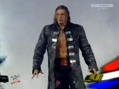 N°1 contender for the world heavyweight championship EDGE18