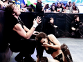 Paige with Dean Ambrose
